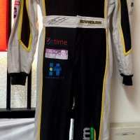 Race Suits - David Reynolds - 2010 - Walkinshaw Performance